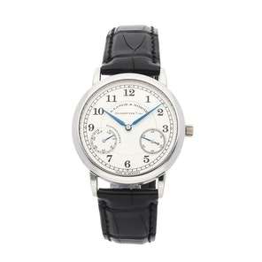 A. Lange & Sohne 1815 Up/Down 221.025